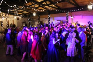 Dancing all night and extended party time if needed!